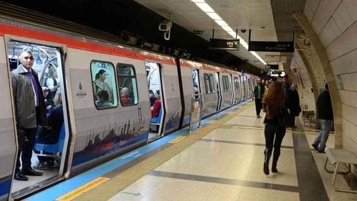 İstanbul'da metroda intihar girişimi: Mecidiyeköy ve Osmanbey istasyonları kapatıldı
