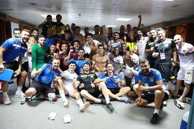 Süper Lig beraberliği sevdi