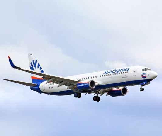SunExpress, artık uçaklar için tasarım yapabilecek