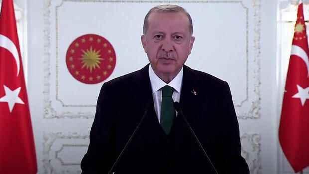 Cumhurbaşkanı Erdoğan: Kadına şiddete tahammülümüz yok