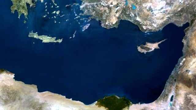 Birleşmiş Milletler, Akdeniz'deki haritamızı tescil etti
