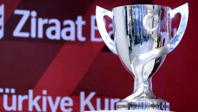 Ziraat Türkiye Kupası'nda bir dönem sona erdi: İşte yeni karar...