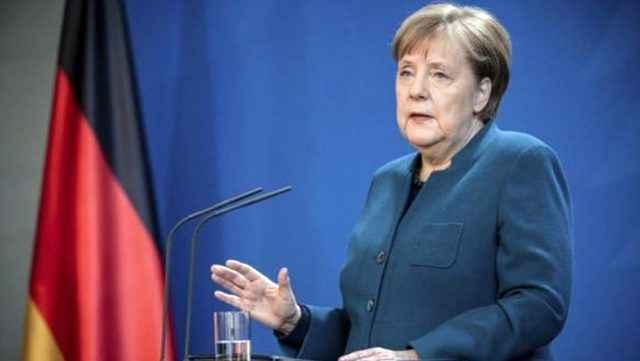 Merkel'den yaptırım freni: Sözleri damga vurdu