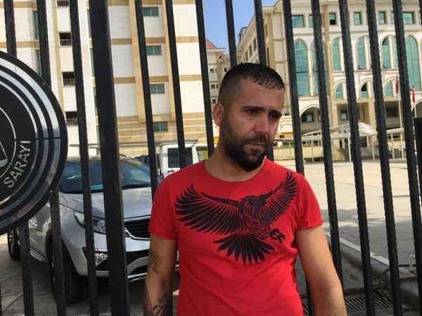 Antalya'da apartman bahçesinde bulunan bebeğin babası eşinin bulunmasını istiyor