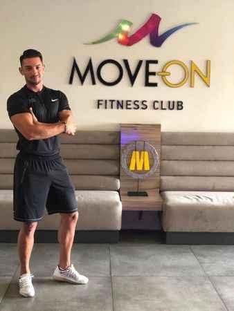 Alanya markası MoveOn Fitness'tan gururlandıran başarı