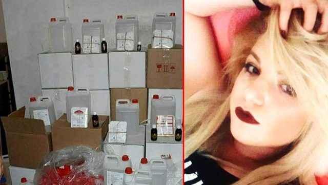 24 yaşındaki Derya, sahte alkolden öldü