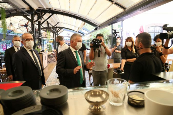 Antalya valisi açıkladı! Korona cezalarının tahsilatı başlıyor