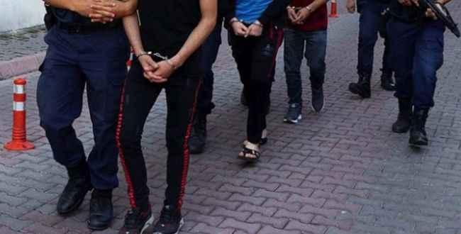 Antalya merkezli 7 ilde FETÖ operasyonu: 24 gözaltı