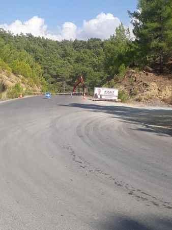 Alanya'da bu yolu kullanacak sürücüler dikkat!