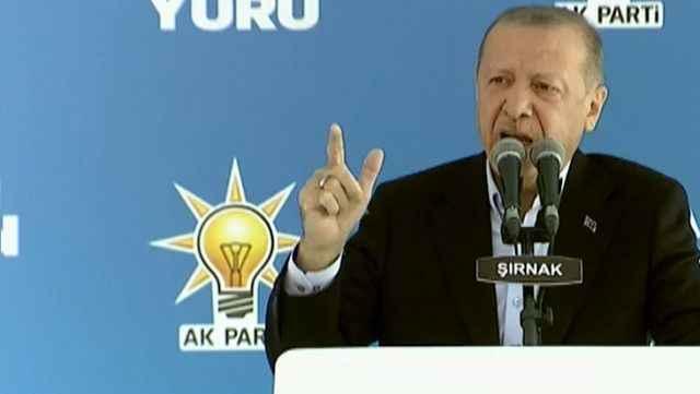 Cumhurbaşkanı Erdoğan: Minsk üçlüsü Ermenistan'a silah desteği veriyor