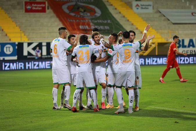 Alanyaspor, Konyaspor'u konuk edecek