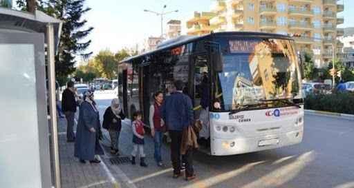Alanya'da toplu taşımaya 'kısıtlama' ayarı