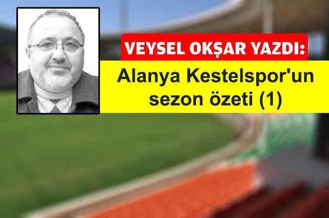 Alanya Kestelspor'un sezon özeti (1)