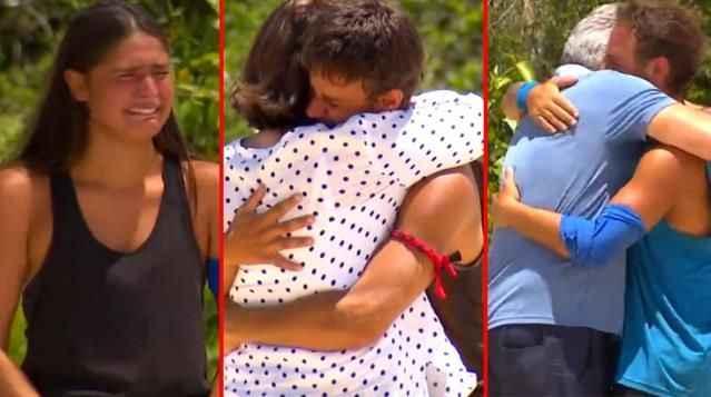 Survivor 2021'de aile ödülünde gözyaşları sel oldu! Son anda kazanan takım değişti