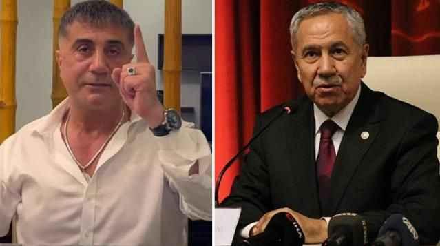 Arınç'tan çok konuşulacak Sedat Peker çıkışı