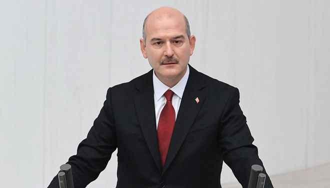İçişleri Bakanı Soylu: Cumhurbaşkanımızın emrindeyiz