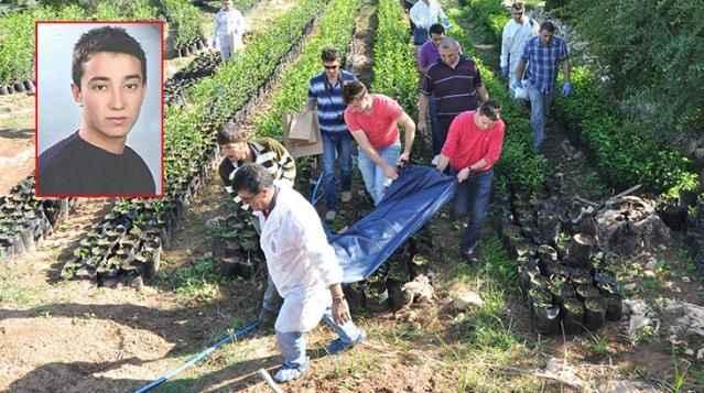Limon bahçesindeki cinayet 9 yıl sonra çözüldü! İç çamaşırındaki kan lekesi katili ele verdi