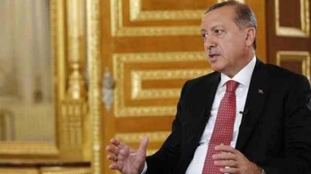 Cumhurbaşkanı Erdoğan'dan Biden'e isyan