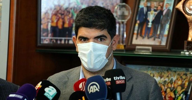 Galatasaray Yönetim Kurulu'nda istifa şoku