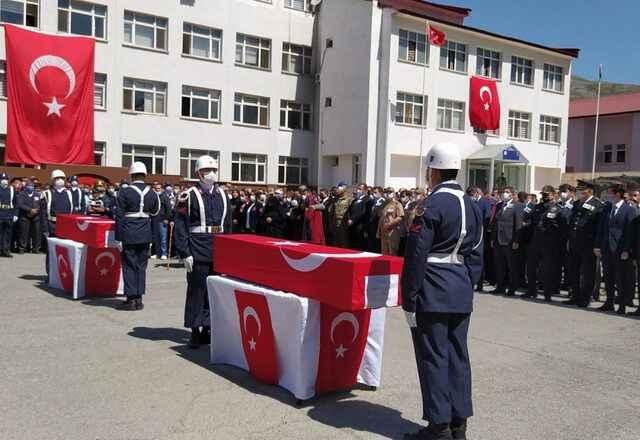 Bitlis'ten kahreden haber! 2 şehit var, 4 asker yaralı