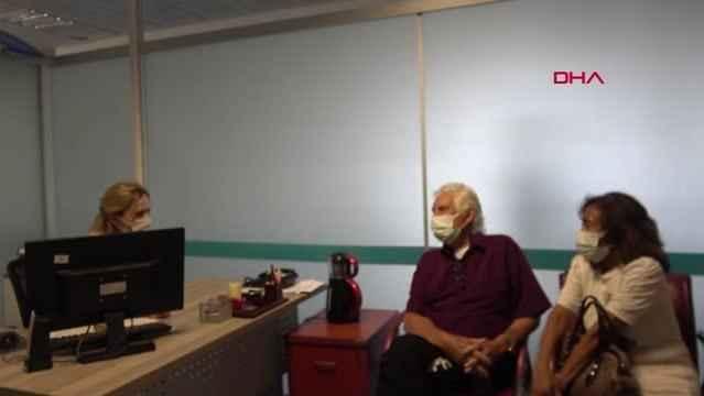 Alanya'da yerleşik yabancılar sağlık hizmetlerinden memnun
