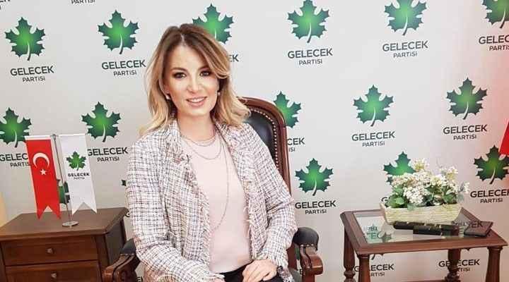 Resmen duyurdu! Gelecek Partisi Genel Başkan Yardımcısı Neslihan Çevik istifa etti