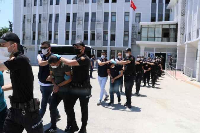 Devleti dolandıran şahıslar tutuklandı