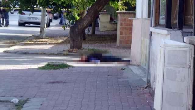 Alacak-verecek nedeniyle tartıştığı kişiyi tüfekle öldüren zanlı, intihar etti