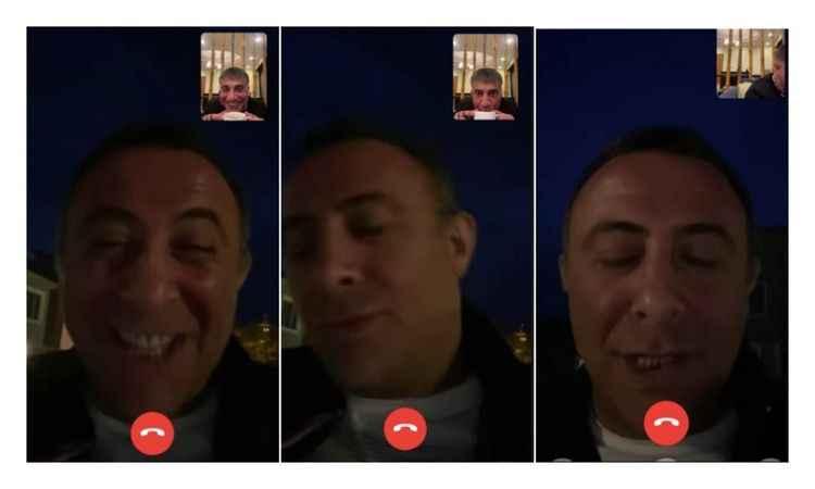 Sedat Peker'den yeni video! Serdar Ekşioğlu ile telefon görüşmesini yayınladı