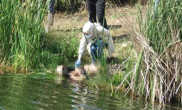 Vahşet! Kafası kesilmiş kadın cesedi bulundu