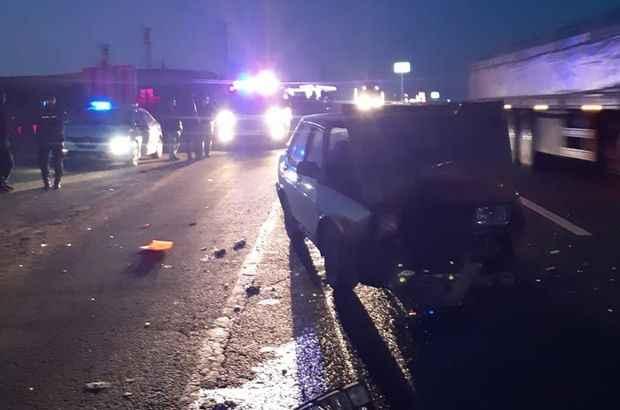 Alkollü sürücü dehşet saçtı: 2 ağır yaralı