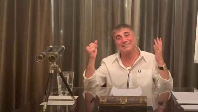 Sedat Peker bir siyasetçiye 10 bin dolar verdiğini yalanladı: Daha fazlasını verdim