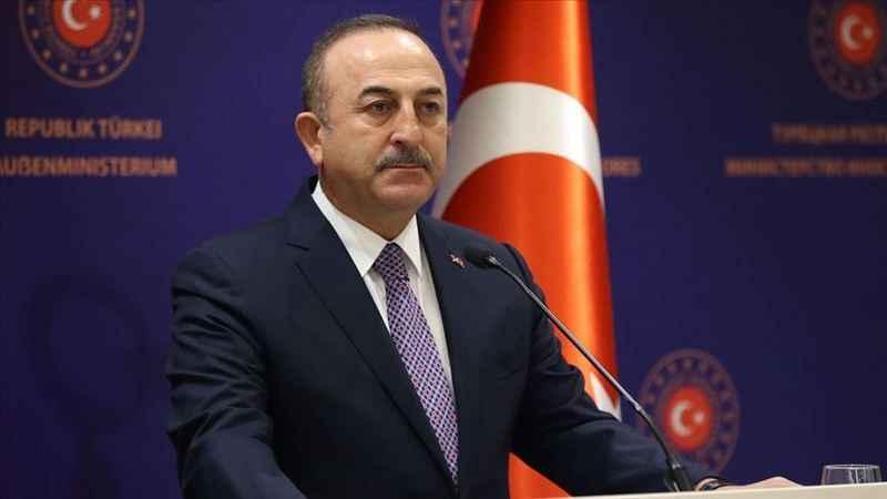 Alanyalı Dışişleri Bakanı Çavuşoğlu'dan  Türkiye ve Fransa açıklaması