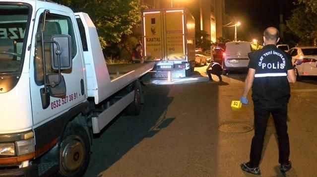 Kavga kalaşnikoflu çatışmaya döndü: 2 kişi yaralandı