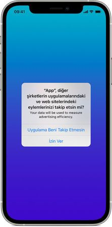 iPhone kullananlara 'takip izni' uyarısı!