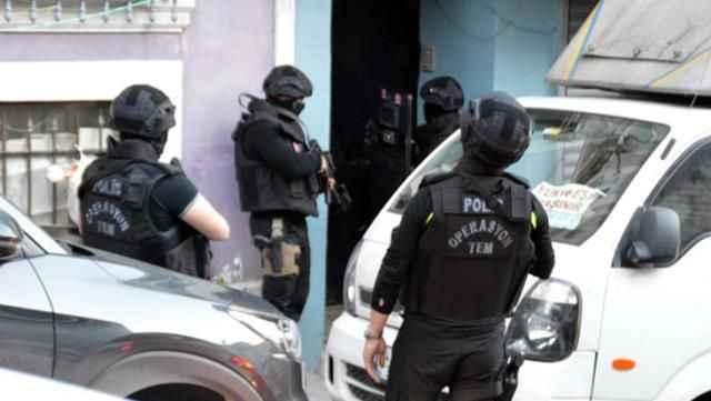 PKK operasyonu! İlçe Başkanı gözaltına alındı
