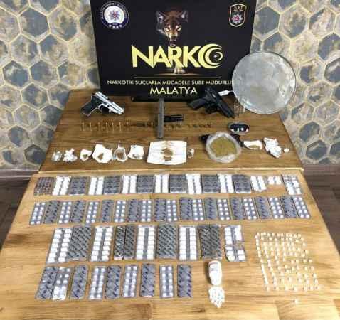 Uyuşturucu ticaretine geçit yok! 6 gözaltı