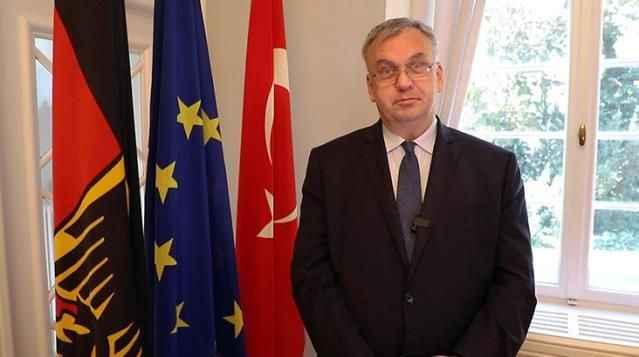 'Almanya Türkiye'yi kıskanıyor' yorumuna  büyükelçiden şok yanıt