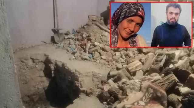 Kayıp çifti öldürüp, üzerine beton döküp tandıra gömmüşler