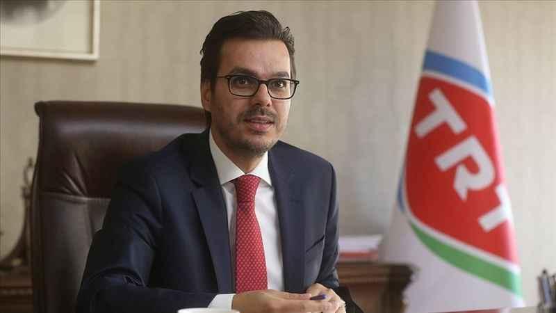 TRT Genel Müdürü Eren itiraf etti: 'Çift maaş alıyorum'