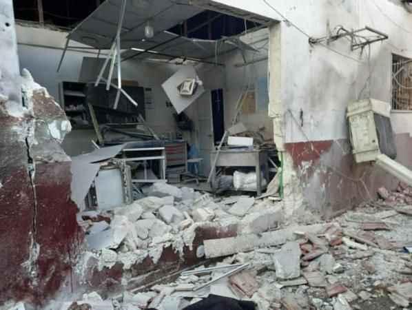 Afrin'de patlama: Çok sayıda kişi hayatını kaybetti