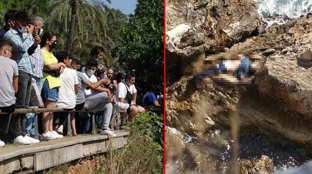 Antalya'da tepki çeken cansız beden görme yarışı!