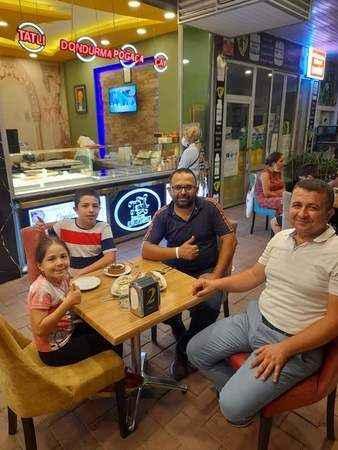 Dondurmalar Arap'tan