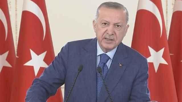 NATO'ya mesaj! Cumhurbaşkanı Erdoğan