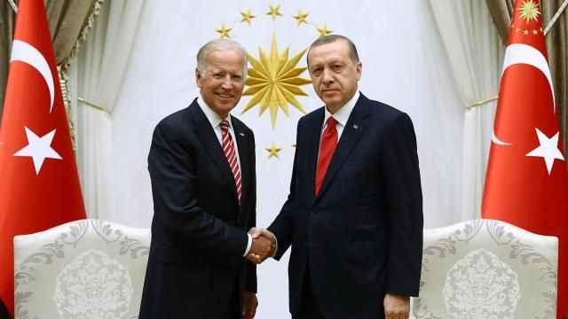 Gözler Cumhurbaşkanı Erdoğan-Biden görüşmesinde!