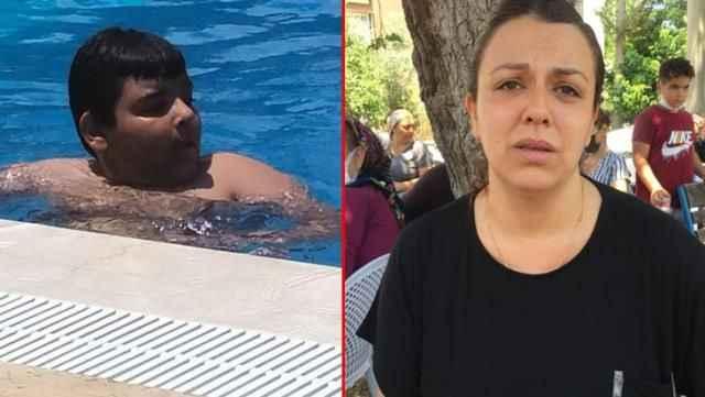 Vakum faciası! 10 yaşındaki Deniz havuzda boğuldu