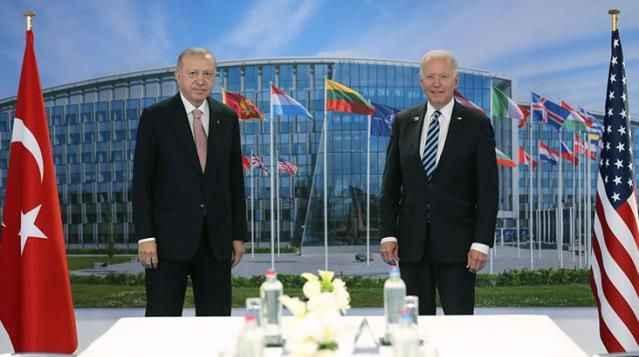 Cumhurbaşkanı Erdoğan ve Biden'dan ilk değerlendirme