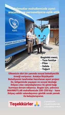 CHP'li Bağışlar'dan yemek dağıtımına destek