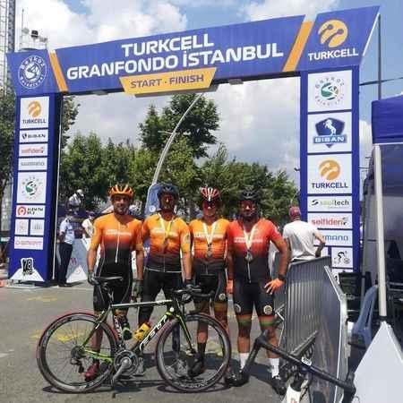 Alanyaspor Bisiklet Takımı'ndan 3 madalya birden