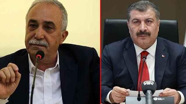 Bakan Koca'yı eleştiren Sağlık Müdürü görevden alındı!